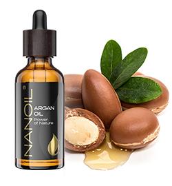Haar- und Hautpflege mit Arganöl Nanoil